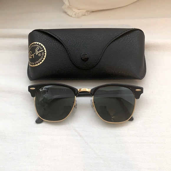 Ray Ban Clubmaster sunglasses 😎